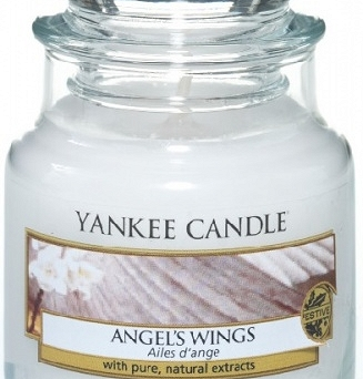Yankee Candle Small Jar Angel Wings 104g