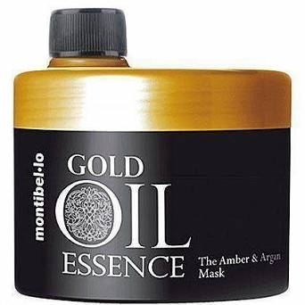 Montibello Gold Oil Maska 500ml