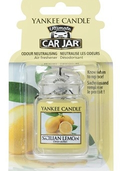 Yankee Candle Car Ultimate Sicilian Lemon